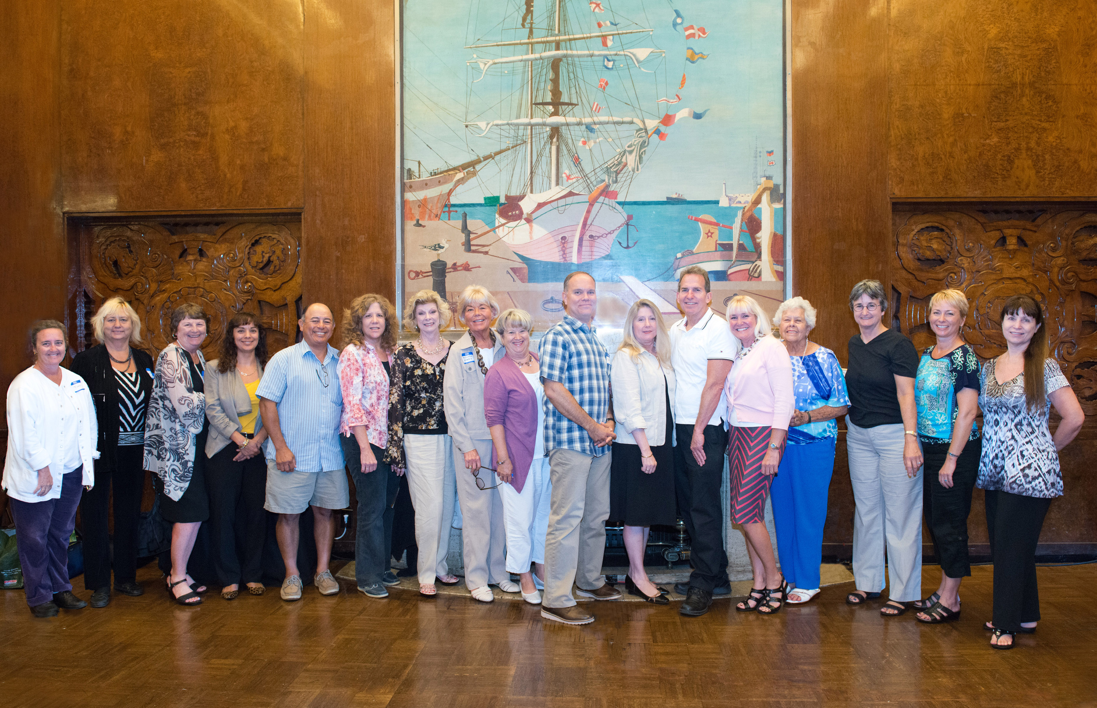 Long Beach Heritage 2013 Board of Directors