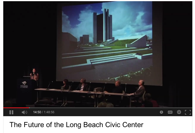 Future of the Long Beach Civic Center