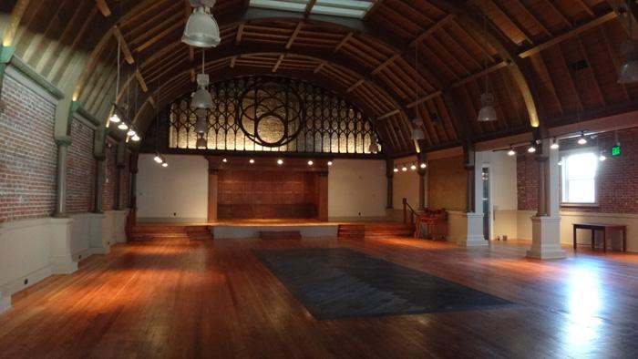Masonic Temple Ceremonial Room