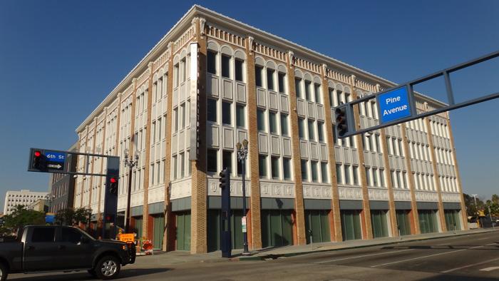 Press Telegram Building