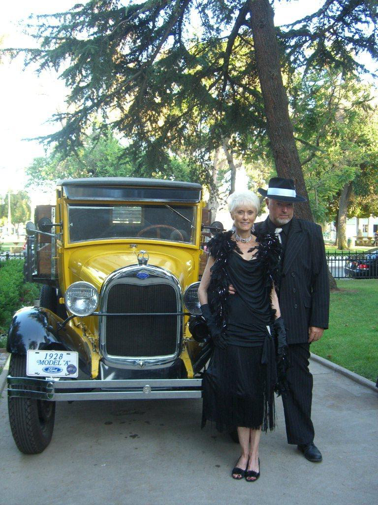 Long Beach Heritage Gatsby PArty