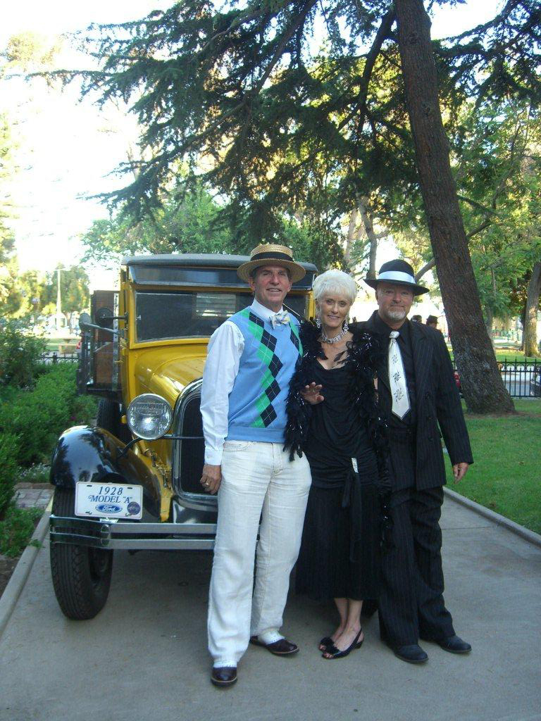 Great Gatsby Party at the Bembridge Long Beach