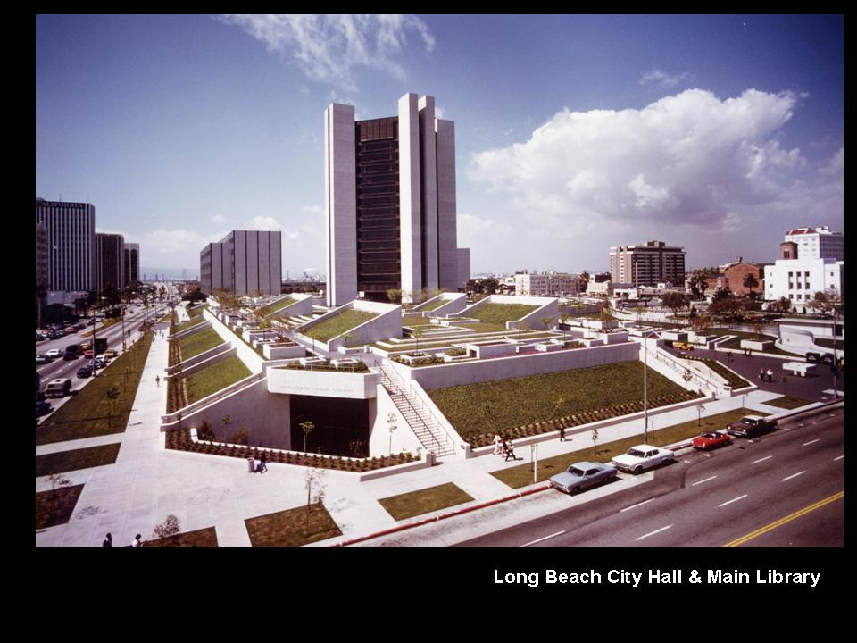 Long Beach Civic Center